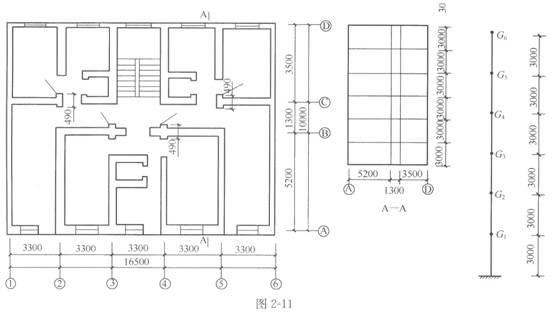 混凝土结构设计规范中短肢剪力墙墙肢长度