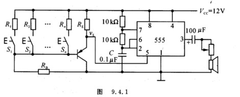 电路 电路图 电子 原理图 470_190