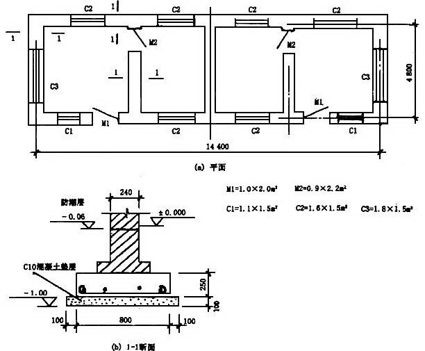 注册资产评估师建筑工程评估基础模拟试卷21—第41题