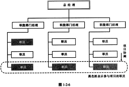 监理组织结构图
