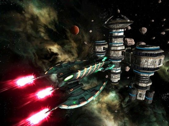 浴火银河2 HD 战舰 武器 蓝图解析