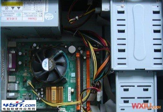 硬盘电源接口引起的故障解决方法