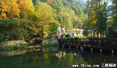 宁海县有哪些旅游景点