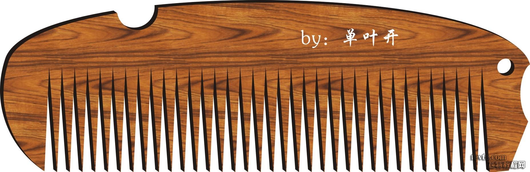 分类导航 计算机/互联网 平面设计 coreldraw > cdr拉链工具练习:木