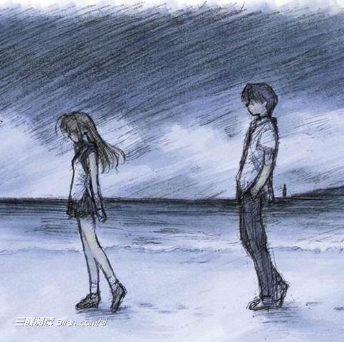 相比之下,高自尊的人也不能幸免失恋的痛苦,但他们往往不会把分手的