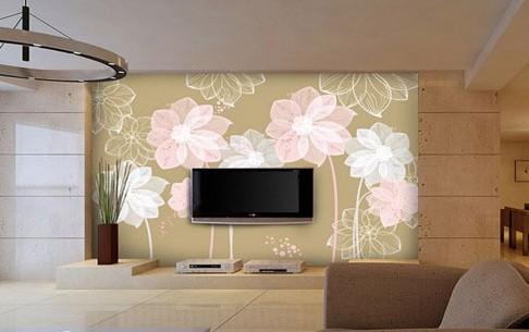11个花色电视背景墙设计