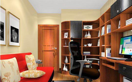 小户型三室一厅装修设计高清图片