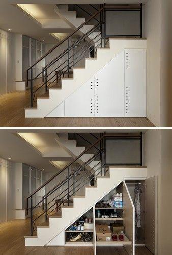 家居装修 室内设计理论 > 30㎡复式北欧风纯美生活    1f:玄关,客厅