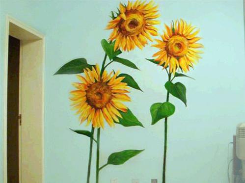 儿童房手绘墙设计 童年不同样