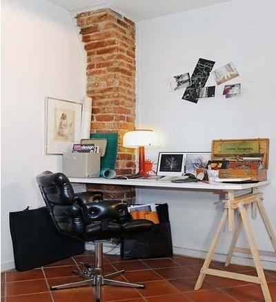 分类导航 生活百科 家居装修 室内设计理论 > 北欧风格书房装修设计