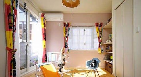8個日本小戶型兒童房設計