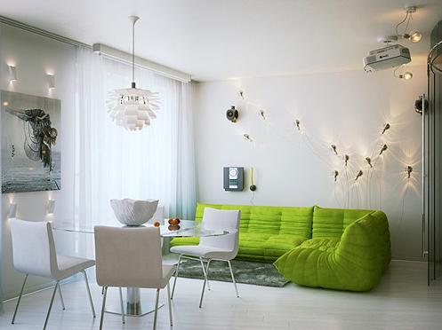 分类导航 生活百科 家居装修 室内设计理论 > 最新现代简约风格客厅