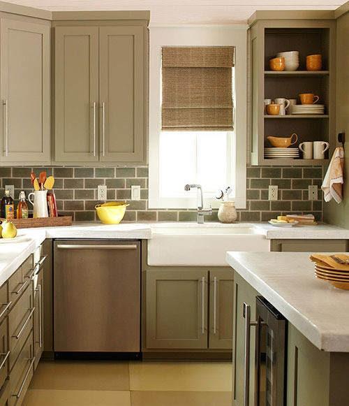 小户型厨房设计 释放无限魅力