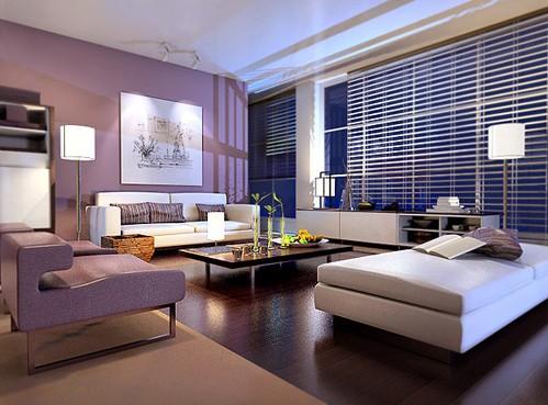 不同风格的客厅装修设计