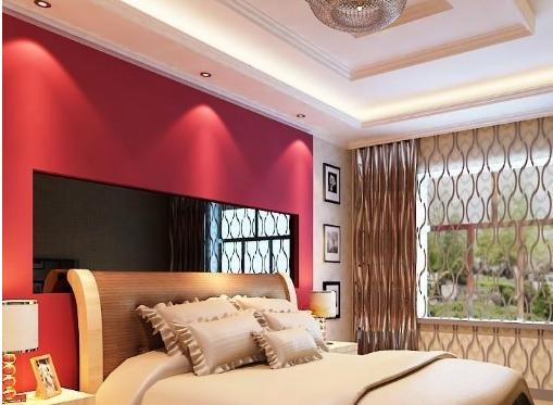 特别是卧室吊顶,线条,颜色