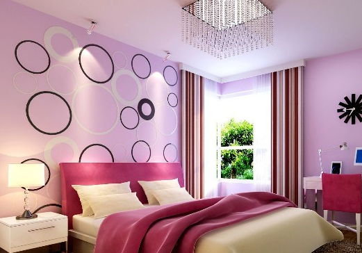 2012最新现代卧室吊顶设计