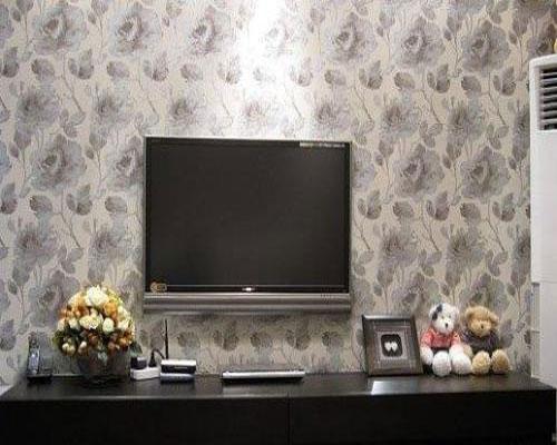 客厅电视墙颜色,电视墙壁纸图片,手绘电视墙效果图