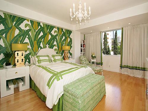 尽显浪漫情调女生卧室设计
