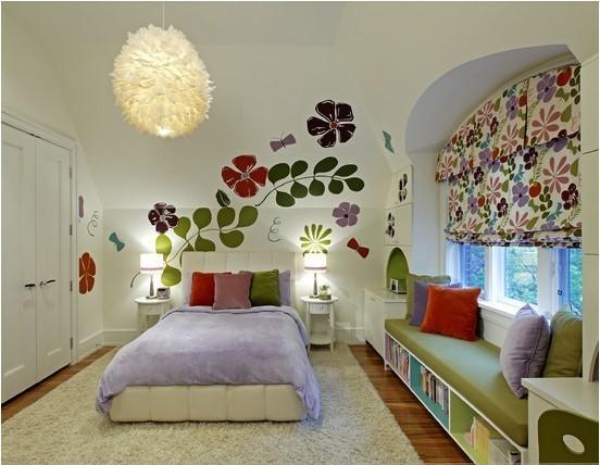 生活百科 家居装修 室内设计理论 > 现代,创新,奇趣,时尚儿童房