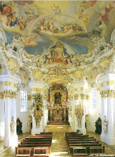 歐洲室內設計的歷史與風格