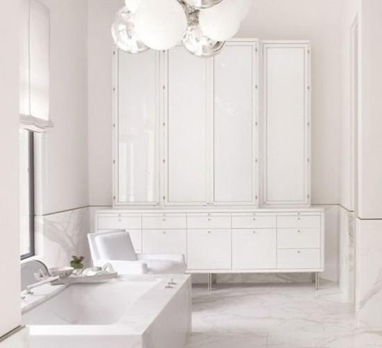 生活百科 家居装修 装修知识 > 展示宛若仙境的北欧家装    白色缔造图片