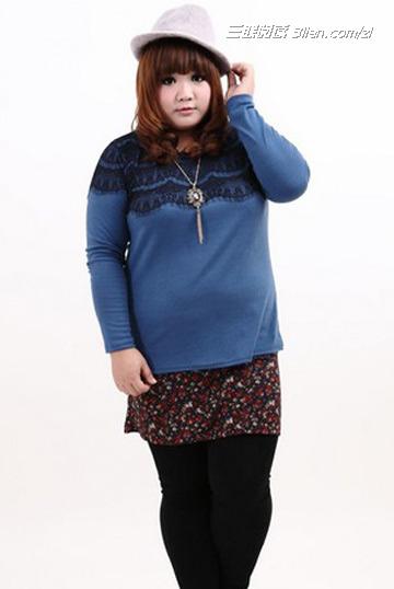 可爱胖女生图片