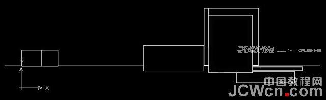 厂区电路布置图
