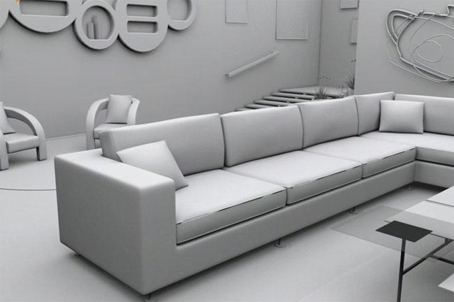 工程/机械 机械工程设计 3dmax 3dmax 3dmax基础教程 > 3d室内建模图片