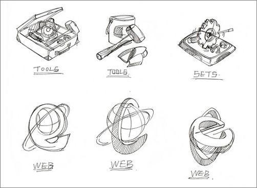 ui设计教程:界面图标创意设计