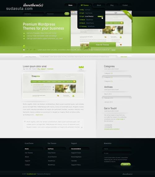 分类导航 计算机/互联网 ui设计 交互设计教程 > 极其绚丽的创意网站
