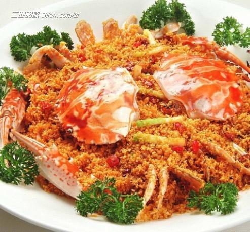 中秋节螃蟹5大吃法