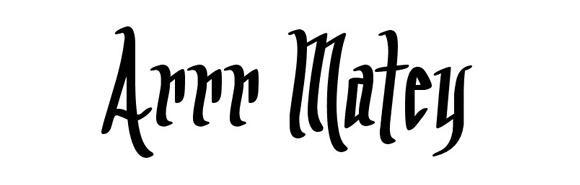 非正式性,经常会采用手写字体,让设计作品看起来更有个性,更可爱.