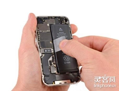 iphone 4s电池更换教程