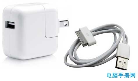 ipad充电器和基座usb线图